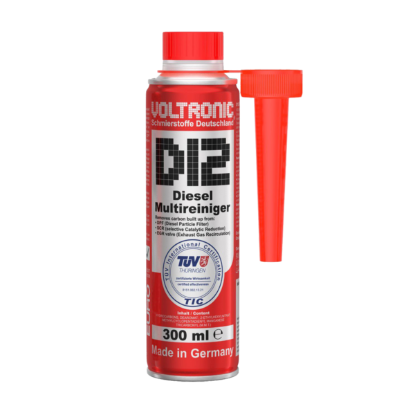 Phụ gia dầu Diesel Voltronic D12