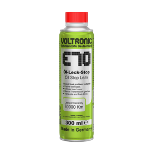 Phụ gia nhớt Voltronic E70 giúp phục hồi động cơ