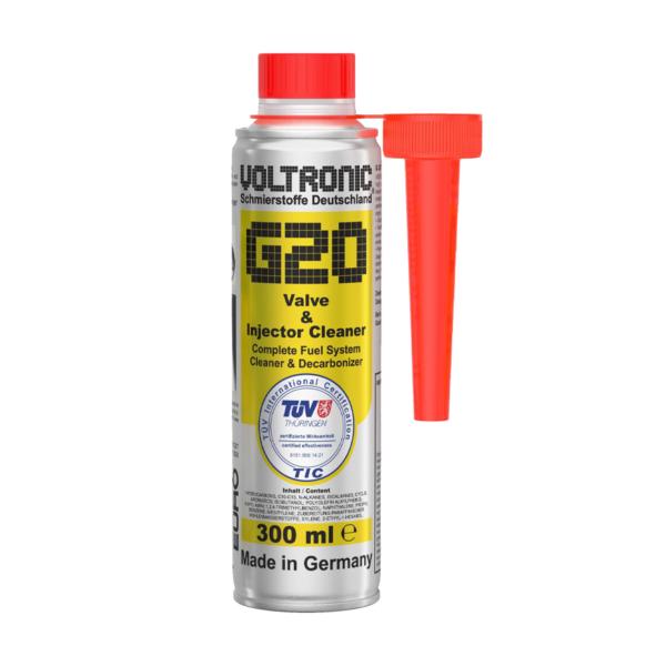 phụ gia xăng tẩy carbon Voltronic G20