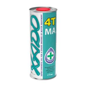 dầu nhớt XADO ATOMIC OIL 10W40 4T MA