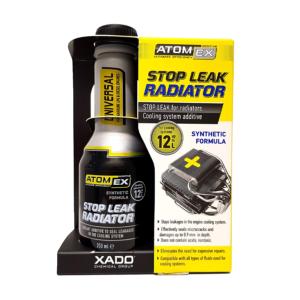 Phụ gia chống rò rỉ nước mát Xado Atomex Stop leak radiator