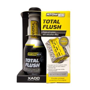 XADO Atomex TotalFlush - Xúc rửa động cơ