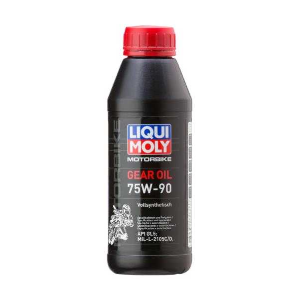 dầu hộp số LIQUI MOLY GEAR OIL 75W90